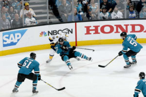 "Marc ""The Pickle"" Vlasic taken down by James Neal of Nashville"
